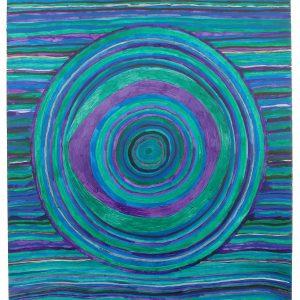 Turquoise Circle